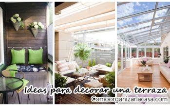31 Fotos de terrazas que te inspirarán a crear la tuya en tu casa