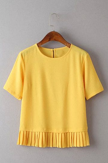 16 Best Como Decorar Tu Sala Este 2017: 35-ideas-outfits-combinar-una-blusa-amarilla (16)