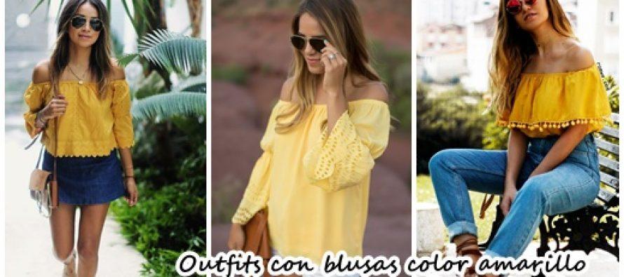 35 ideas de outfits para combinar una blusa amarilla for Programa para combinar colores
