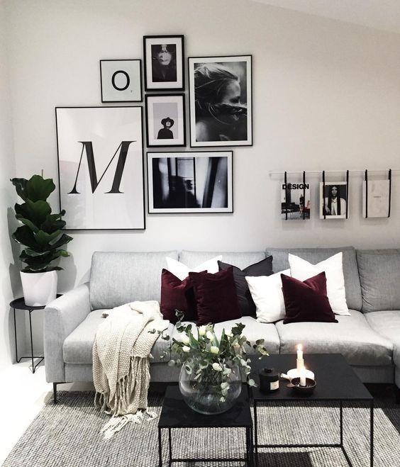 Mira como puedes usar cuadros para decorar tu casa