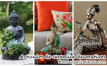 Articulos de ceramica para decorar cualquier espacio de tu casa