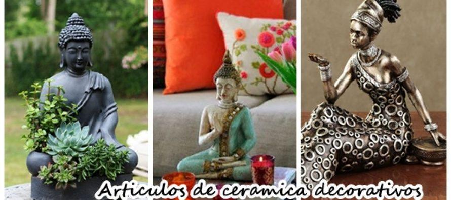 Articulos de ceramica para decorar cualquier espacio de tu for Articulos de ceramica