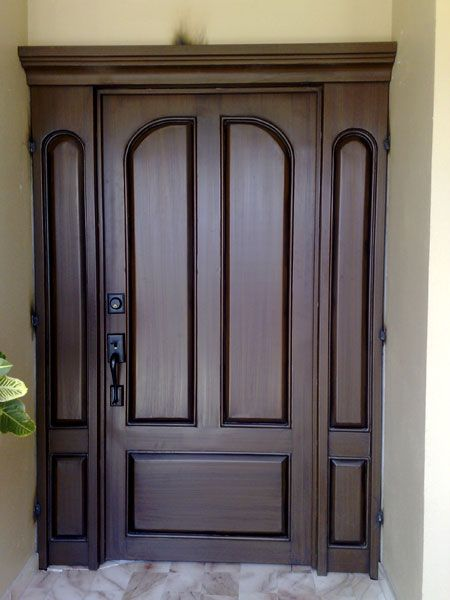 Modelos de puertas metalicas para entrada principal - Puertas de entrada metalicas precios ...
