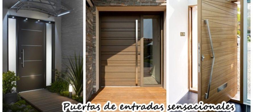 ¡Bienvenidos! 28 puertas de entrada sensacionales