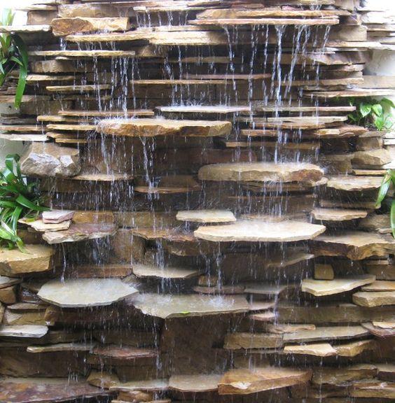Disenos fuentes haran patio se vea moderno 7 - Fuentes de patio ...
