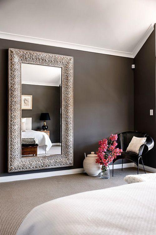 21 ideas para que tu cuarto se vea mas chic con un espejo