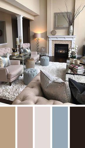 Colores de moda para Muebles y Paredes Primavera verano 2019