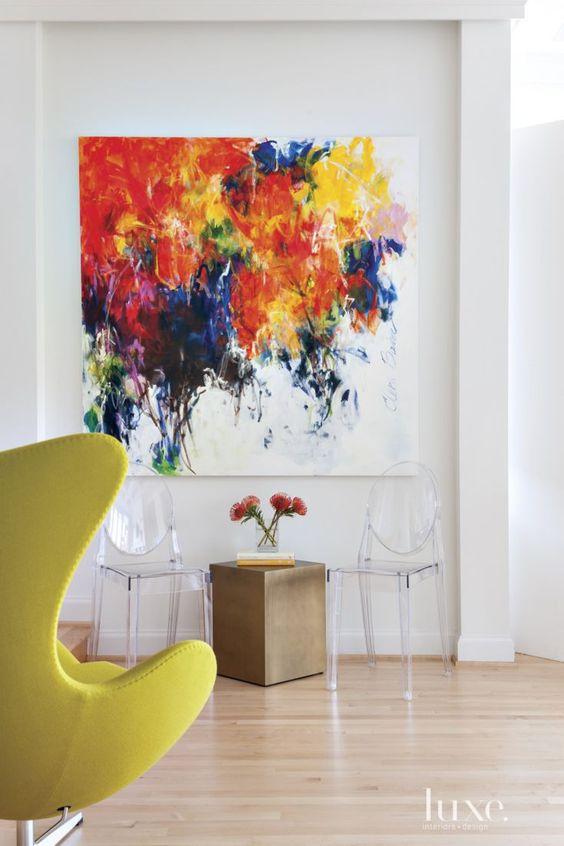 Maneras usar arte moderno decorar casa 22 decoracion for Maneras de decorar tu casa