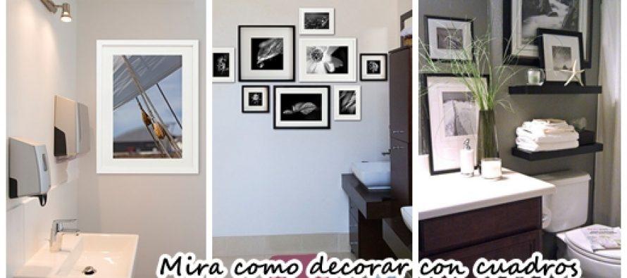 Mira como puedes usar cuadros para decorar tu casa curso for Como decorar tu hogar