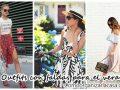 Outfits en diferentes estilos con falda para el verano