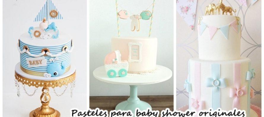 pasteles para baby shower originales curso de organizacion de hogar