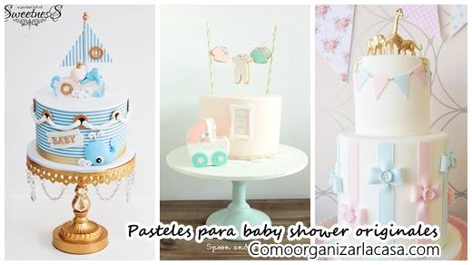 pasteles baby shower originales 51 curso de organizacion de hogar