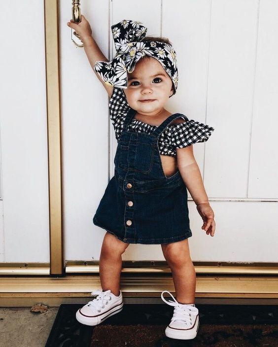 Tiaras con moño ¡lo mejor para tu bebé!