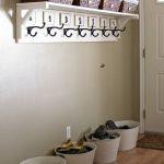 25 diseños de percheros para tu casa
