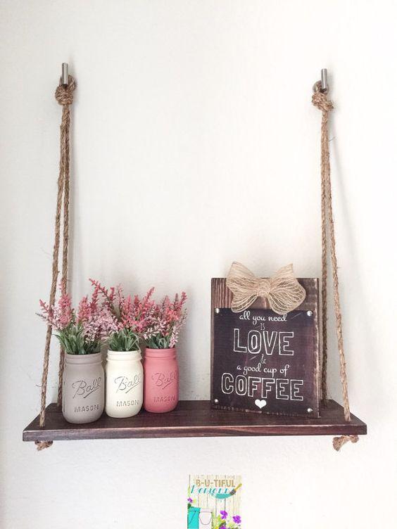 27 opciones para decorar con mason jars