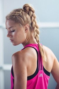 28 Peinados que puedes usar para el gym