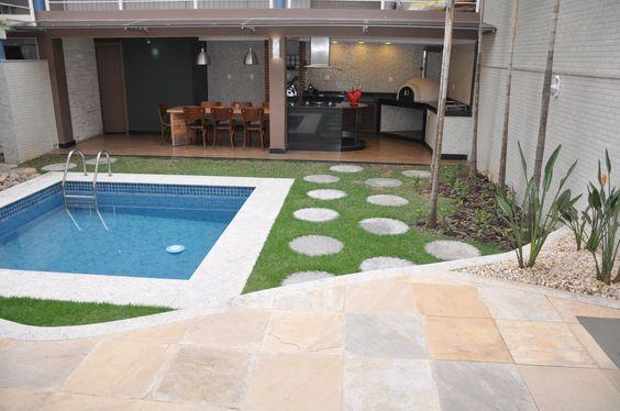 30 disenos albercas jardines pequenos 13 for Disenos de albercas para casas pequenas