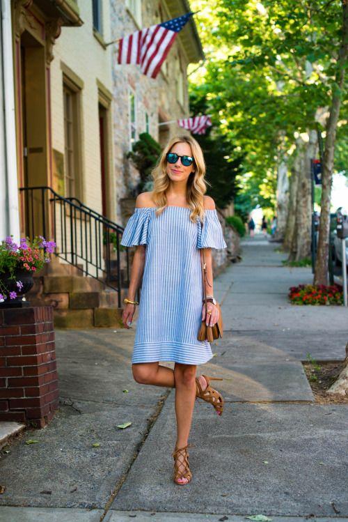 Vestidos frescos para verano