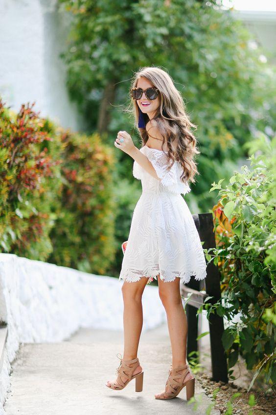 30 Diseños De Vestidos Frescos Para El Verano Como