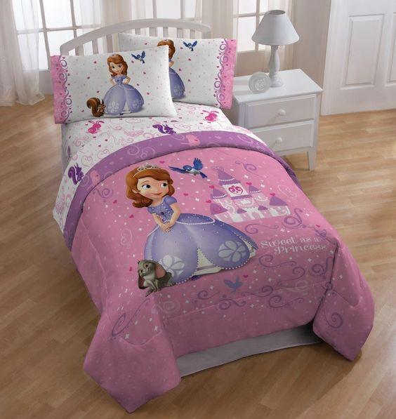30 ideas habitaciones infantiles decoradas princesas 18 - Habitaciones infantiles decoradas ...