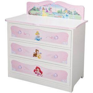 30 Ideas para habitaciones infantiles decoradas con princesas