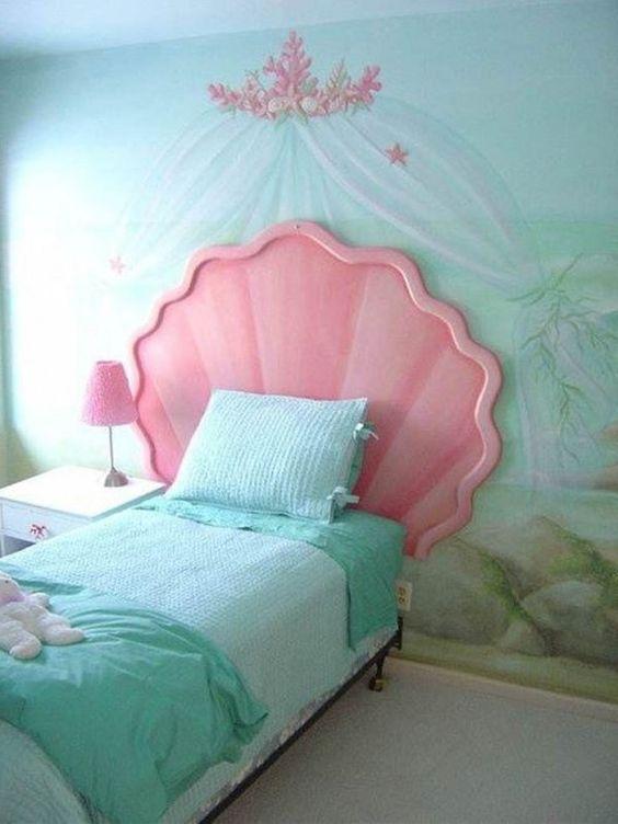 30 Ideas Habitaciones Infantiles Decoradas Princesas 8