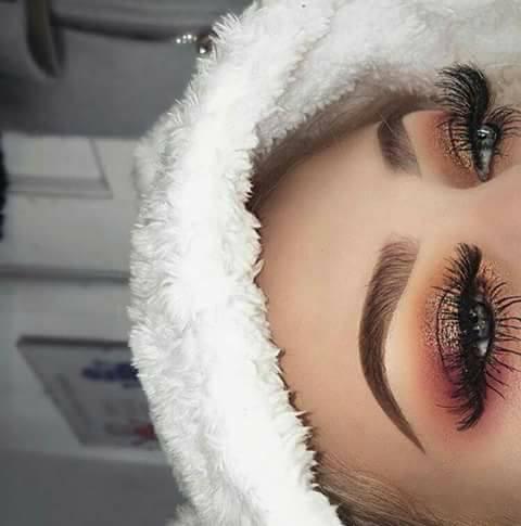 31 estilos de maquillaje en tonos cobre