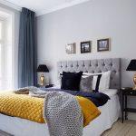 31 ideas de Decoración con amarillo y azul marino