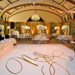 31 Ideas para decorar una pista de baile en una boda