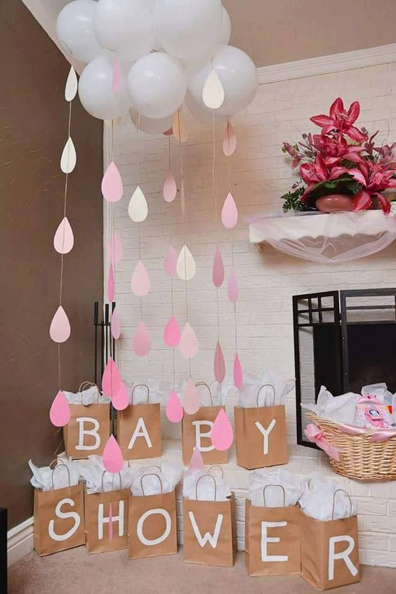 Ideas Para Baby Shower De Nia Decoracion Mediumsize Of Assorted