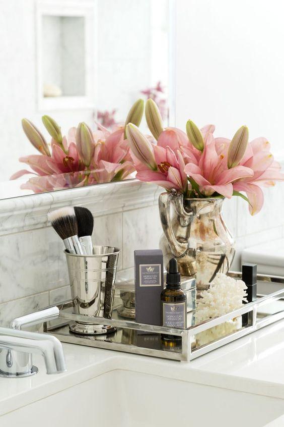 31 ideas organizar productos tocador 25 decoracion de for Articulos de decoracion para casa