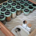 31 Increibles ideas para organizar especieros