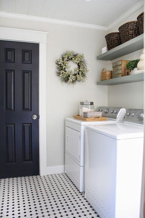 32 disenos pisos cuarto lavado moderno 17 decoracion for Diseno de muebles para cuarto de lavado
