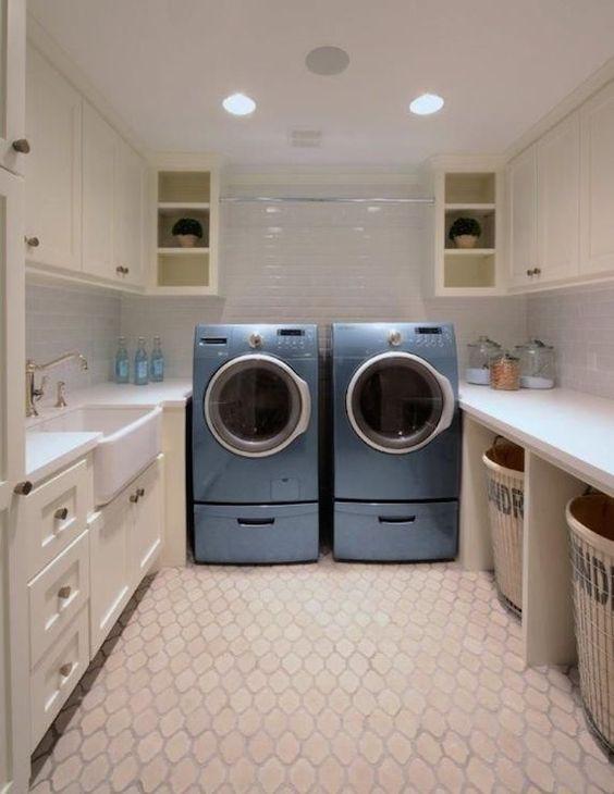 32 disenos pisos cuarto lavado moderno 8 decoracion de for Diseno de muebles para cuarto de lavado