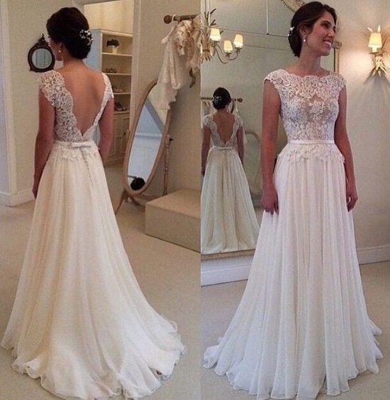 32-disenos-vestidos-novia-primavera-verano (3) | Decoracion de ...