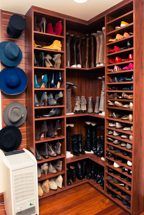 32 Ideas Closets Zapatos 12 Decoracion De Interiores Fachadas