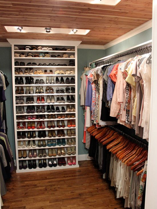 32 Ideas De Closets Para Zapatos Decoracion De Interiores Fachadas