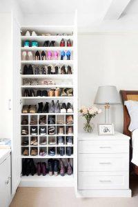32 Ideas de closets para zapatos