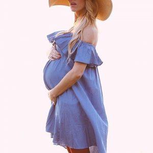 32 Outfits de verano para embarazadas
