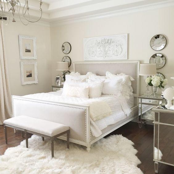33 Diseños de alfombras para decorar tu recamara
