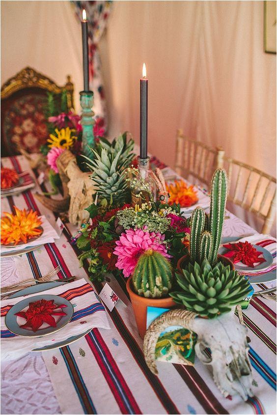 33 ideas decoracion interiores inspiradas frida kahlo 25 - Ideas decoracion de interiores ...