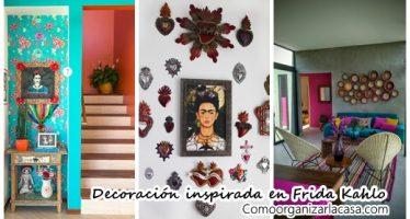 Espejos decorativos ideas decoracion con espejos for Cuartos decorados de frida kahlo