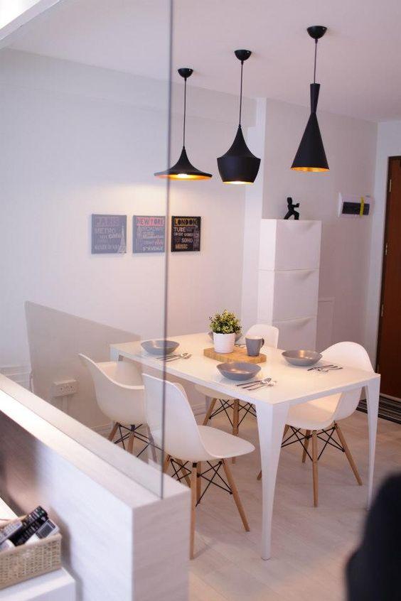 33 ideas decorar comedor casa 25 decoracion de for Ideas para decorar interiores de casas