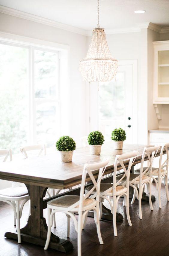 Ideas para decorar el comedor de tu casa