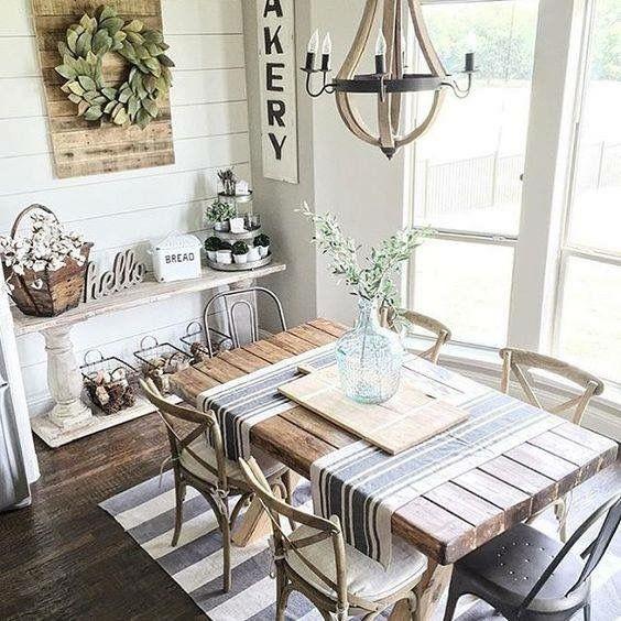 33 Ideas para decorar el comedor de tu casa | Tendencias 2019