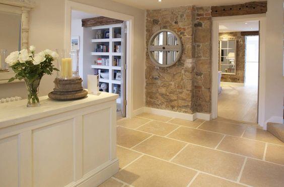 33 ideas para decorar con piedra las paredes de tu casa for Ideas para la casa