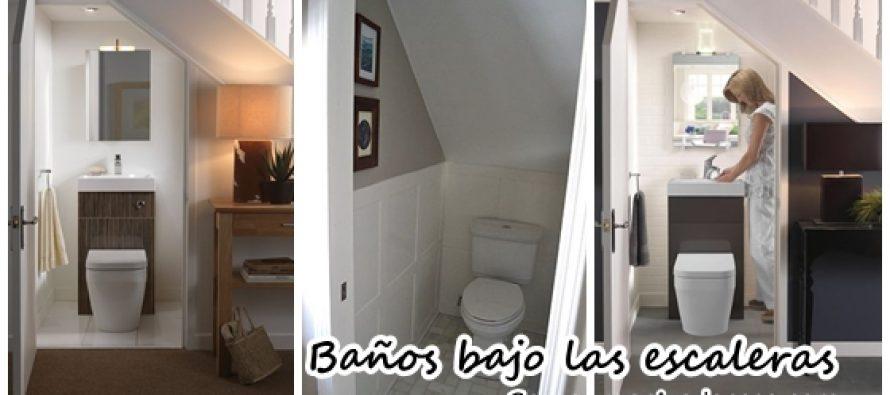 34 dise os de ba os bajo las escaleras curso de for Bano bajo escalera