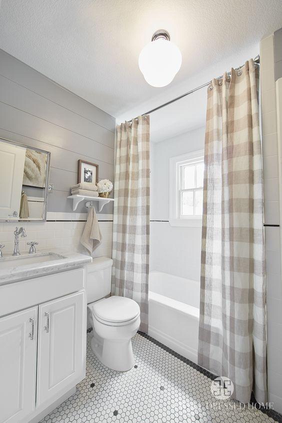 34 disenos cortinas bano 20 decoracion de interiores - Cortina bano diseno ...