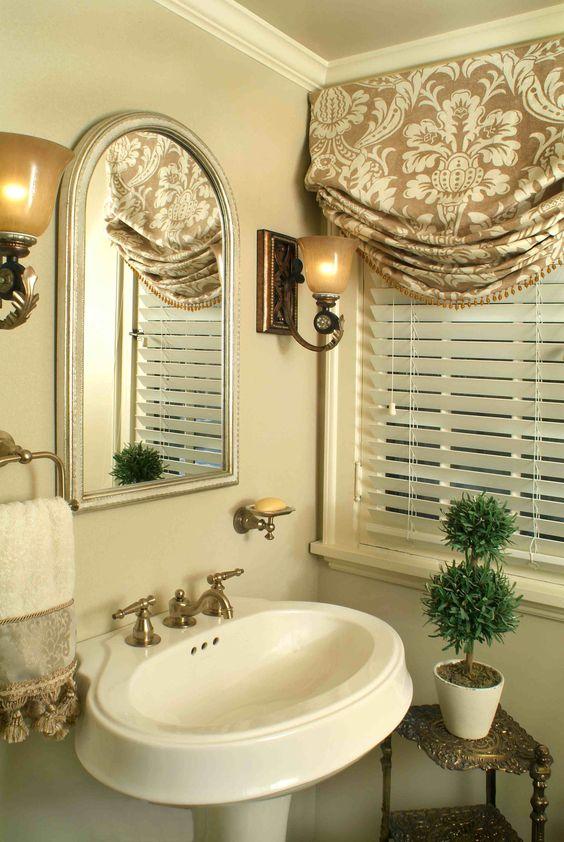 34 disenos cortinas bano 24 decoracion de interiores - Cortinas de bano diseno ...