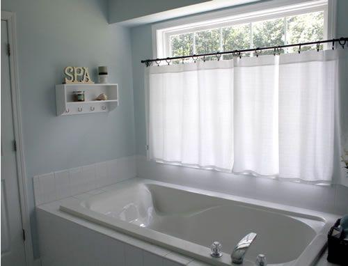 34 disenos cortinas bano 29 decoracion de interiores - Cortinas de bano diseno ...